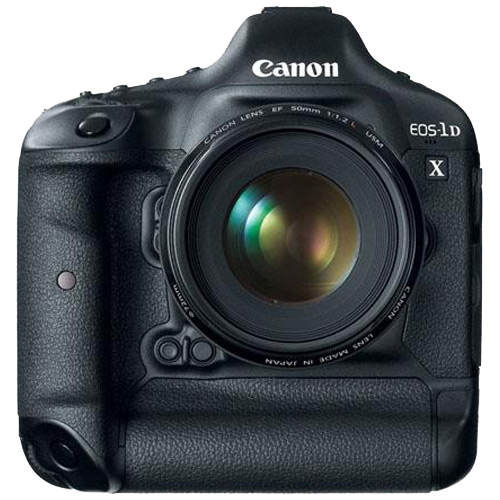 Canon EOS 1Dx Body Black Face